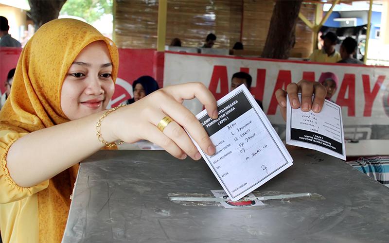 Mencermati Ladang Uang dari Momen Pemilu di Indonesia
