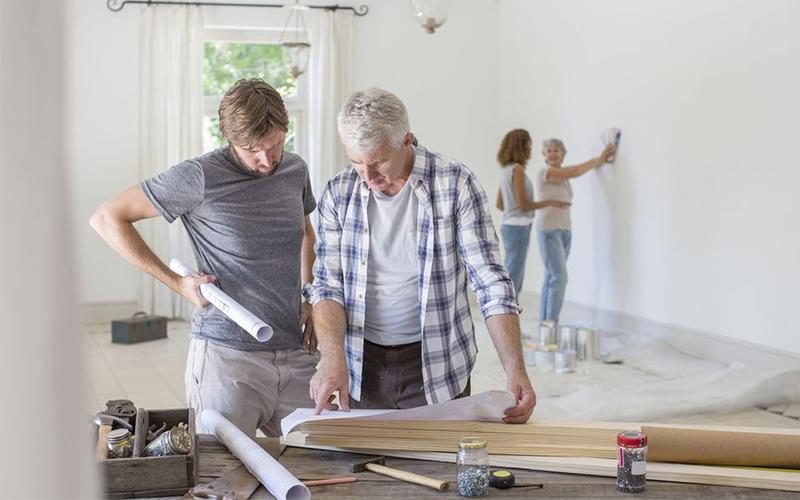 Cara Jitu Atur Keuangan Supaya Tak Keluar Kontrol Saat Renovasi Rumah